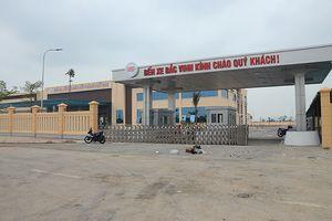 Cận cảnh bến xe hơn 200 tỷ ở Vinh trước ngày mở cửa