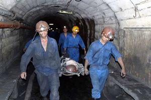 Tai nạn hầm lò ở Quảng Ninh, 2 công nhân bị vùi lấp