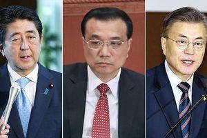 Hội nghị thượng đỉnh Nhật-Trung-Hàn sẽ diễn ra vào đầu tháng 5