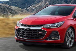 Chevrolet Cruze 2019 sẽ có thêm gói trang bị RS