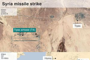Quân đội Nga tới hiện trường 'vụ tấn công hóa học' ở Syria