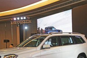 Mercedes GLS ra mắt bộ đôi phiên bản Grand Edition đặc biệt