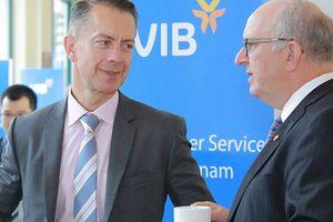 VIB bổ nhiệm chuyên gia Commonwealth Bank of Australia làm thành viên Hội đồng quản trị