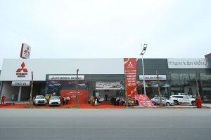 Mitsubishi Kim Liên Hà Nội trở thành đại lý 3S thứ 27 của MMV