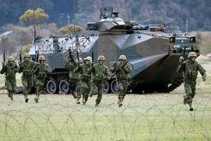 Nhật tính toán gì khi kích hoạt thủy quân lục chiến?