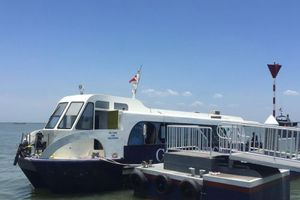 Tàu cao tốc Cần Giờ – Vũng Tàu bị chìm do gãy chân vịt