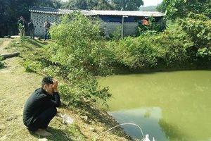 Thanh Hóa: Ba bé trai đuối nước thương tâm