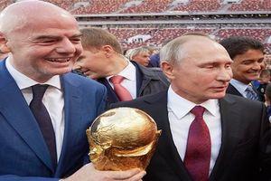 Nhà Trắng cảnh báo người dân nên 'cân nhắc kỹ' khi muốn tới Nga xem World Cup
