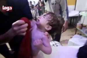 Nga - Mỹ căng thẳng sau nghi vấn tấn công bằng vũ khí hóa học ở Syria
