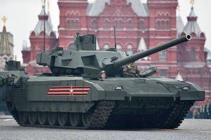 Câu chuyện về xe tăng T-14 Armata liệu đã đi đến hồi kết?