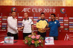 'V.League và AFC Cup là 2 mục tiêu lớn nhất'