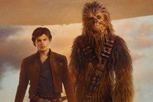 Trailer ngoại truyện 'Star Wars' hé lộ cuộc phiêu lưu của Han Solo