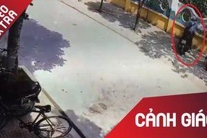 Trộm bẻ khóa 'cuỗm' SH chỉ trong vòng 3 giây tại Hà Nội