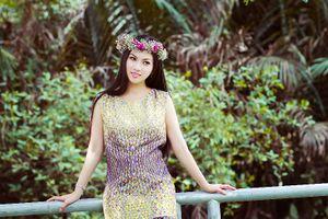 Ca sĩ tỷ phú Hà Phương đưa Y Kroc sang Mỹ thi hát cover nhạc phim