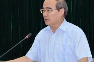 Bí thư TP.HCM: 'Sai phạm trong quản lý đất đai tại Hóc Môn rất lớn'
