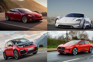 Điểm mặt xe ôtô điện đáng mua nhất cho năm 2018