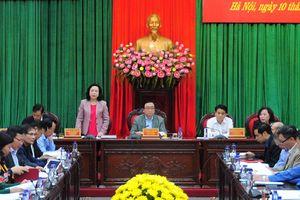 Hà Nội: Nâng cao chất lượng đánh giá cán bộ, công chức, viên chức