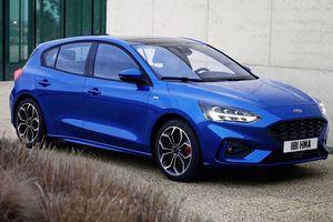 Ford Focus 2019 rộng rãi hơn, sở hữu động cơ EcoBoost 1.5L mới