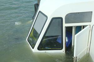 Xác định nguyên nhân tàu cao tốc chở 42 người gặp nạn ở Cần Giờ