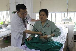 Cứu sống bệnh nhân nước ngoài bị nhồi máu cơ tim trong khi đi du lịch