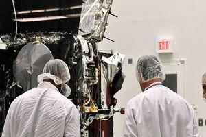 Nasa chuẩn bị cho phóng tàu thăm dò năng lượng Mặt trời