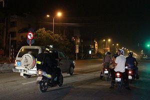 Chặn vi phạm trên đường phố và từ các cơ sở kinh doanh có điều kiện