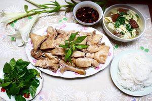 Thêm một cách làm món vịt nấu canh măng ngon mê tơi, ăn là nghiền