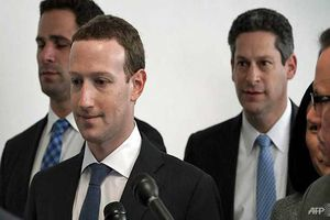 CEO Facebook Zuckerberg: 'Bê bối rò rỉ dữ liệu là sai lầm của tôi, tôi xin lỗi'