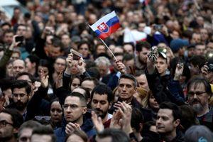 Slovakia biểu tình chống tham nhũng