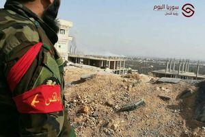 'Quả đấm thép' hủy diệt quân thánh chiến trên chiến trường Đông Ghouta, Syria