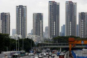 Châu Á ưa chuộng những tòa nhà chọc trời