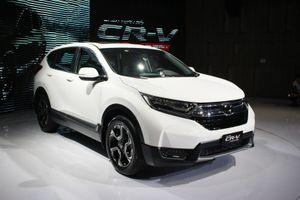 Vừa thông quan, hơn 400 xe Honda CR-V đã đến tay khách hàng