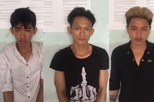 Trinh sát nổ súng truy bắt nhóm đối tượng gây ra nhiều vụ trộm xe máy ở Sài Gòn