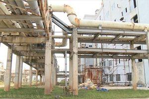 Vụ nhà máy Soda Chu Lai đắp chiếu: Gỉ sét ở nhà máy ngập nợ trên 3 ngàn tỷ