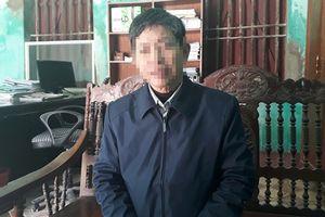Chủ tịch xã bị tố vào nhà nghỉ với nữ cán bộ giữ chức mới