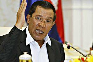 Thủ tướng Hun Sen nói chặn đứng âm mưu gây nổ ở Phnom Penh, Siem Reap
