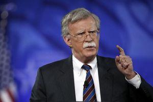 Syria- 'Cơn đau đầu' với cố vấn Tổng thống Mỹ John Bolton?