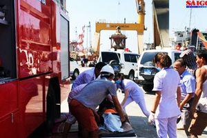 3 thủy thủ, thợ máy tử vong do ngạt khí trên tàu chở hàng