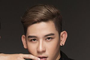 Siêu mẫu Trần Minh Trung dự thi Mister Inernational 2018