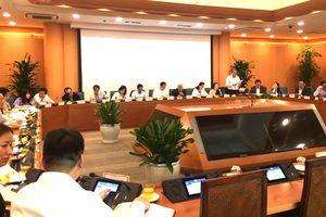 Ủy ban Tư pháp của Quốc hội giám sát về chấp hành pháp luật tố tụng hành chính