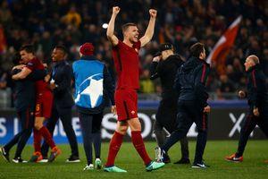 Lội ngược dòng ngoạn mục, AS Roma loại Barcelona khỏi Champions League
