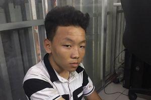 Cảnh sát truy đuổi 10km bắt 2 tên cướp ở trung tâm Sài Gòn