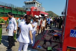 Vụ 3 người tử vong trong 2 phút dưới hầm tàu qua lời kể nhân chứng