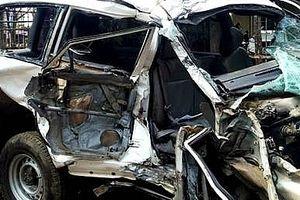 Khẩn trương điều tra nguyên nhân vụ xe cứu thương gặp nạn khiến 3 người chết
