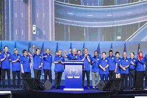 Malaysia ấn định thời gian bầu cử
