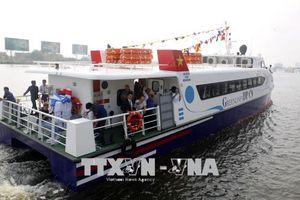 TP Hồ Chí Minh khai thác trở lại tuyến tàu cao tốc đi Cần Giờ