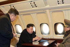 Hé lộ phương tiện dùng để di chuyển của ông Kim Jong-un