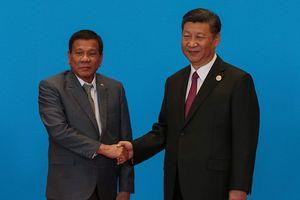 Philippines trước lựa chọn 'củ cà rốt' Trung Quốc và quyền chủ quyền ở Biển Đông