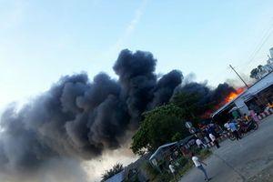 Hỏa hoạn thiêu rụi hơn... 3 tỷ đồng ở Cà Mau