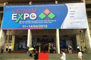 Đông đảo doanh nghiệp tham gia Vietnam Expo 2018